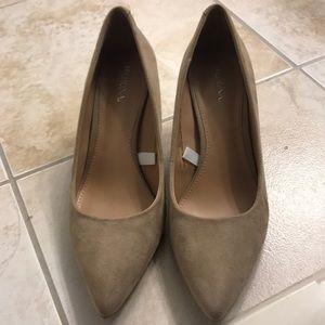 Merona heel from Target